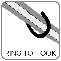 kask zenith ring to hook